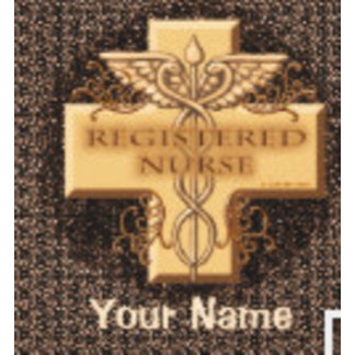 Registered Nurse Caduceus